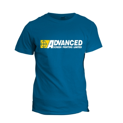 Custom printed t-shirts from Advanced Screen Printing
